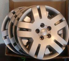 "17"" Dodge Avenger Hubcap Wheel Cover Hub Cap 2011 12 13 2014 1TQ14PAKAA Set of 4"