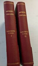 Barchester Towers by Anthony Trollope (2 vols 1859)