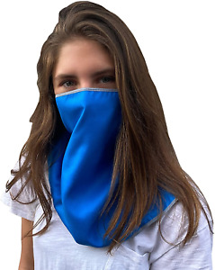 Mission Cooling Towel instant cool bandana face nose mouth cover wrap scarf neck