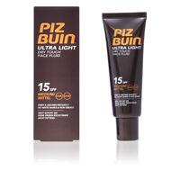 2 x PIZ BUIN® 50 ml. Ultra Light Dry Touch Face Fluid SPF15