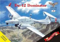 SOVA-M 72009 ADS Da-42 Dominator reconnaissance UAV plastic kit 1/72