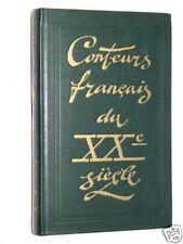 Conteurs français du XXeme siècle 1945-1977