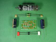 PCL86 / ECL86 Umrüst-Kit ( Bauteilesatz mit PCL 86 Ei Röhre )
