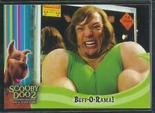 Scooby Doo 2 Monsters Unleashed Box Loader Card BL2