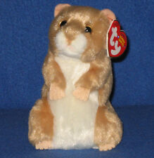TY PECAN the HAMSTER BEANIE BABY - MINT with MINT TAG