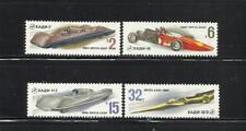 U.R.S.S. Año: 1980. Tema: COCHES DE CARRERA.