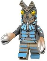 Baltan Seijin Alien Ultraman Magnificent Monster Warrior Custom Lego Mini Figure