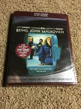 (AV1) Being John Malkovich (2007)ONLY WORK IN SPECIAL HD-DVD PLAYERS & DRIVES