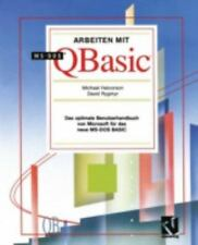 Arbeiten Mit MS-DOS QBasic : Das Optimale Benutzerhandbuch Von Microsoft Für...