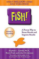 Fish by Harry Paul, John Christensen, Stephen C. Lundin (Paperback, 1998)