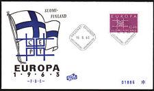 Finnland 576 FDC, CEPT 1963