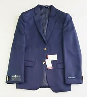 ENGLISH LAUNDRY Boys Blazer Jacket 2-Button Double Vented Back, Navy, 16 - $120