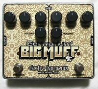 Used Electro-Harmonix EHX Germanium 4 Big Muff Pi Distortion Overdrive Pedal