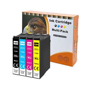 Druckerpatronen D&C kompatibel für Epson Stylus SX420W, SX425W, SX430W, SX435w