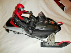 2002 Interactive Toy RC Polaris PRO-X Liberty 550 Snowmobile No Remote Untested