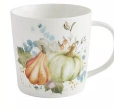 New Watercolor Pumpkins Coffee Tea Mugs - Fall Harvest - Pier 1 Thanksgiving HTF