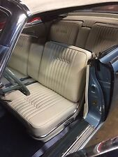 Classic Fine Leather Upholstery for 1961 - 1967 Lincoln Continental