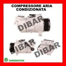 COMPRESSORE ARIA CONDIZIONATA BMW3 E91 320D TOURING CODICE MOTORE M47N20D5