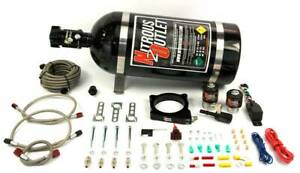 Nitrous Outlet Ford 2011-2018 Mustang/F-150 5.0L Plate System (No Bottle)
