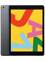 Apple iPad 7th Gen 128GB Space Gray Wi-Fi MW772LL/A (Latest Model)