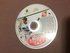 Major League Baseball 2K6 - Xbox 360 Game DISC ONLY - TESTED