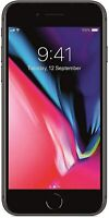 Apple iPhone 8 64GB Space Gray A1905 GSM Unlocked 4G LTE IOS Smartphone