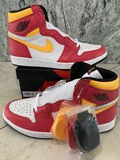 Jordan 1 High Retro Og Light Fusion Red Size 11