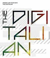 ARASHI LIVE TOUR 2014 THE DIGITALIAN Limited Edition Blu-ray 458011762 JAXA-5022