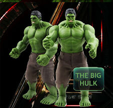 "Marvel Avengers Action Hulk Big Size 16"" Hulk Age of Ultron Super Figure Loose"