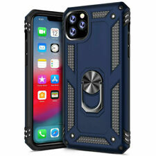 For iPhone 7 8 Plus Case 11 Pro Max XR XS Magnet Hybrid TPU Bumper Rugged Cover