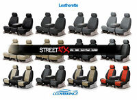 CoverKing Leatherette Custom Seat Covers for Dodge Charger