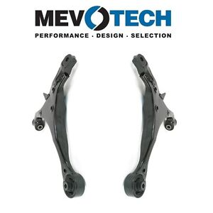 For Honda CR-V 2002-2006 Pair Set of 2 Front Lower Control Arms Mevotech