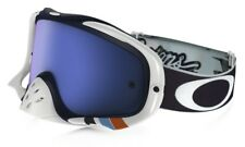 MASQUE CROSS OAKLEY CROWBAR MX CORSE WHITE TROY LEE DESIGNS