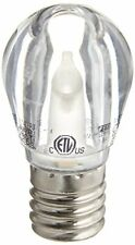 Feit Electric BPS11N/SU/LED Non-Dimmable Bulb, 20W, 120V, Warm, 80 Lumens, White