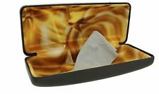 Alain Mikli Glasses Sunglasses Case + Lense Cloth Ex Display 15 x 5.5 x 4cm