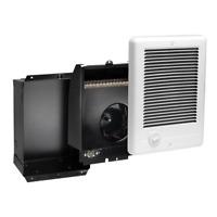 """Cadet In-Wall Electric Heater Com-Pak Plus 9"""" x 12"""" 1500-Watt 120V Fan-Forced"""