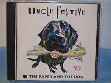 The Paper And The Dog By Uncle Festive John Pondel 1991 CD Mesa/Bluemoon