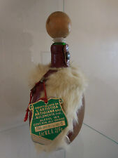 bouteille Lacrimacristi vintage fait main Italie design XXème CERAMIC by PN