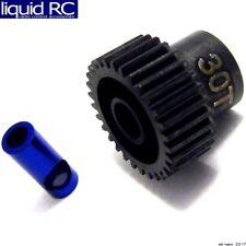 Module L830B 0.8 0.8 m 30 T 30 Dents Dent Moteur Pignon Gear Noir 1//8 540 5 mm