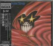 DARK STAR S/T RARE JAPAN CD OBI NWOBHM WHITE SPIRIT DEMON TYGERS OF PAN TANG