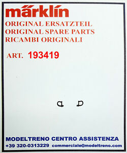 MARKLIN 193419 TUBI FRENO (2pz) - BREMSLEITUNG (2 St..) 39950