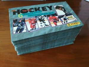 Panini NHL Hockey 1998-99 - 53 packs with 6 photocards in each