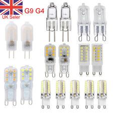G9 G4 Halogen Bulbs ECO Capsule Lamps Clear 10W 20W 25W 40W 60W LED Bulbs 5W 2W