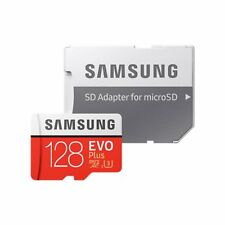 Tarjetas de memoria Samsung microsdxc para teléfonos móviles y PDAs con 128 GB de la tarjeta