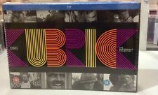 THE STANLEY KUBRICK 10-DISC BLU-RAY COLLECTION 5051892175852 MINT SEALED OOP WOW