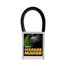 Accessory Drive Belt-V-Belt Mileage Maker 15295MK