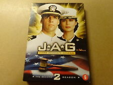 4-DISC DVD BOX / JAG: SEASON 2