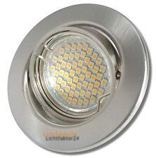 3,0W LED Einbauspots / 280Lumen / EEK A+ / 230Volt / 120° Licht / 45° schwenkbar