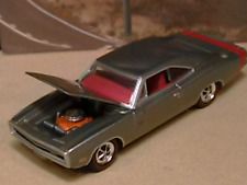 2nd GENERATION 1968 - 1970 DODGE CHARGER R/T V-8 MOPAR CAR 1/64 SCALE CAR A63