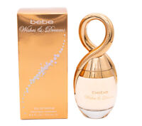 Bebe Wishes & Dreams by Bebe 3.4 oz EDP Perfume for Women New In Box